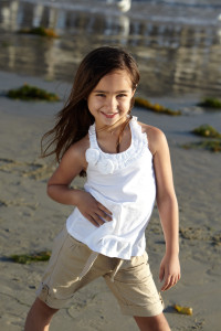 children, beach portraits, lifestyle