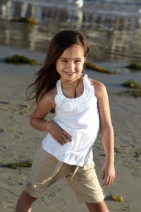 children, beach portraits, lifestyle