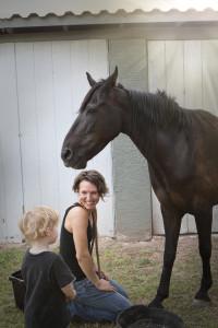 family, horses, lifestyle