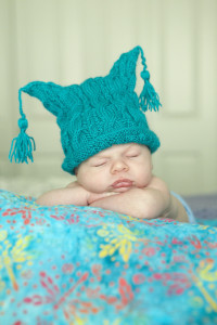 newborn, baby, infant, lifestyle, hat, sleeping baby